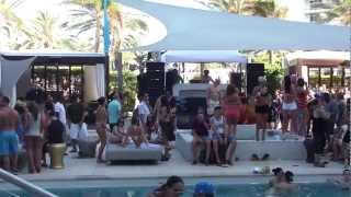 ReVIBE Pool Party at The Fontainebleau Hotel Miami Beach - 4/22