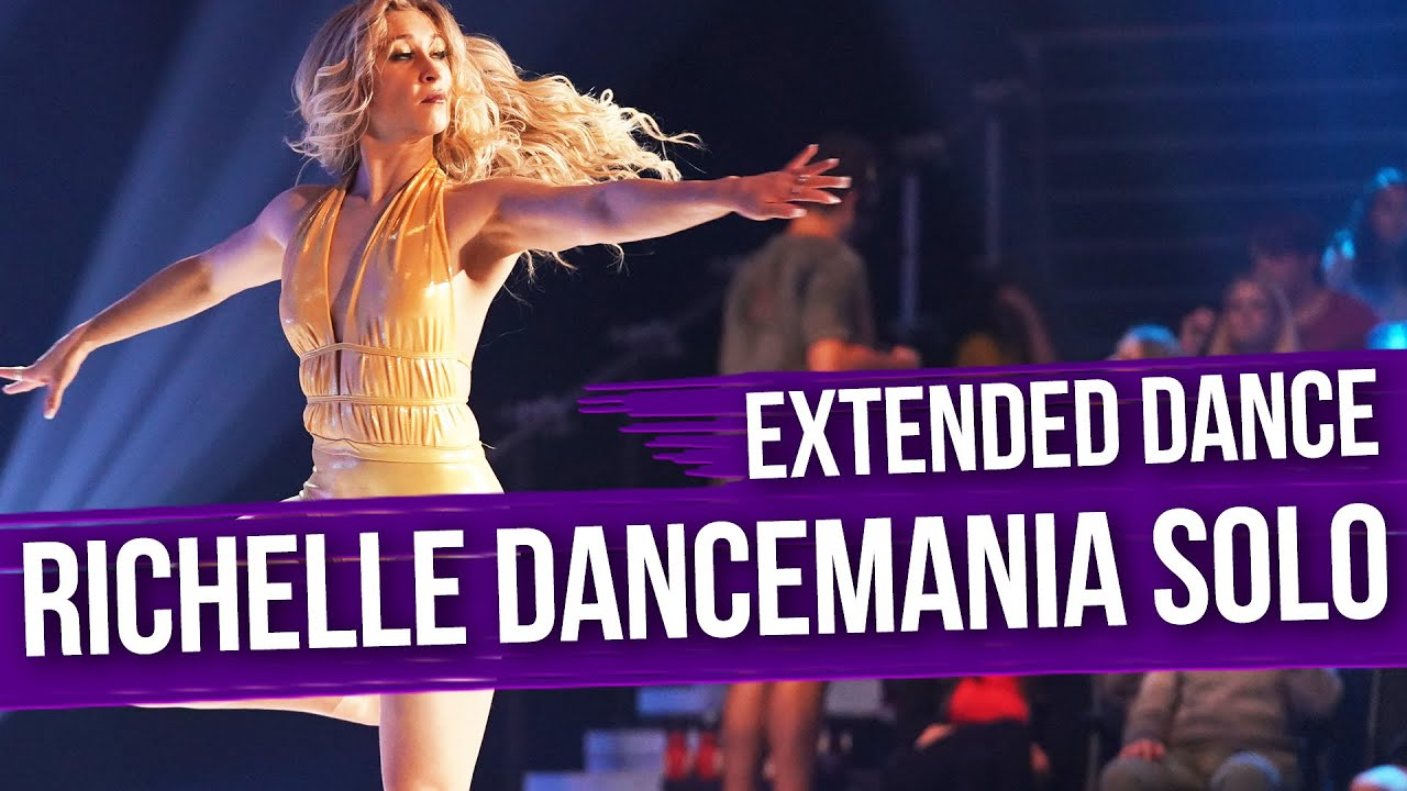 Richelle's Dancemania Solo - Extended Dance