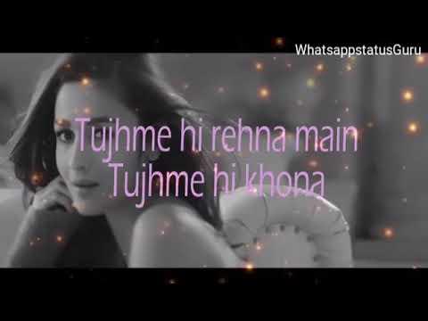 Tere Sang Hasna Main Tere Sang Rona Alia Bhatt Song Whatapp Status Song..