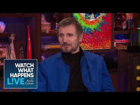 Did Liam Neeson Meet Meghan Markle? | WWHL