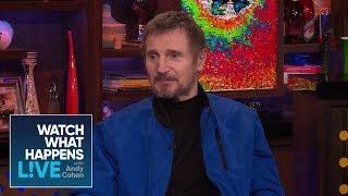 Did Liam Neeson Meet Meghan Markle? | WWHL