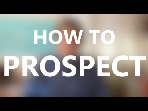 Prospecting for Your SEO Business