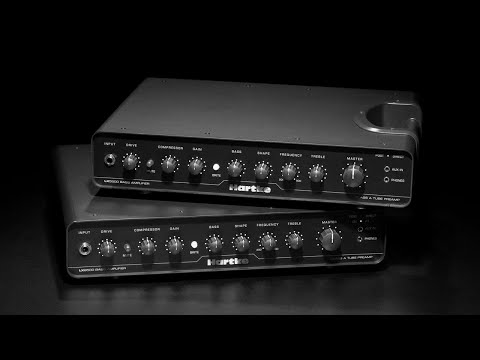 Introducing Hartke LX Series Bass Amplifier