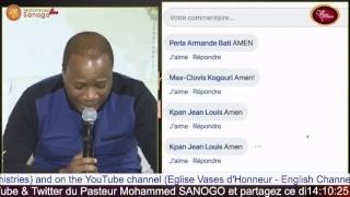 Bienvenue au Mohammed Sanogo Live [18/12/2018]