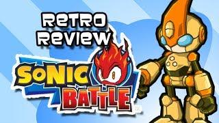 Retro Review - Sonic Battle