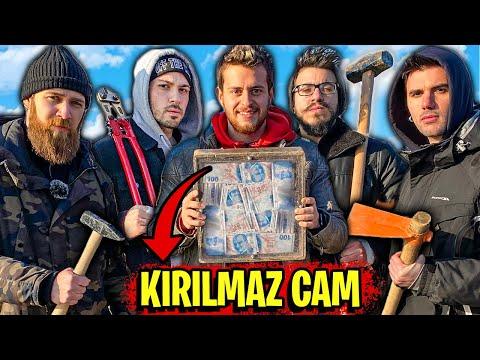 KIRILMAZ CAM'I KIRAN KAZANIR! (Alper Rende Araba Videosunun Devamı)