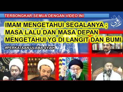 Syiah Berkata #1 - Terbongkar Kesesatan Syiah dengan Video ini - Imam Mereka Adalah Tuhan