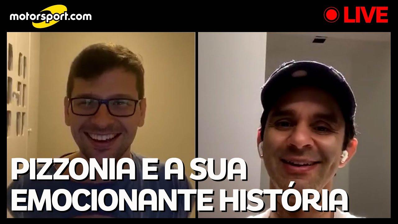 Live de Antonio Pizzonia: a ascensão meteórica e as frustrações na F1