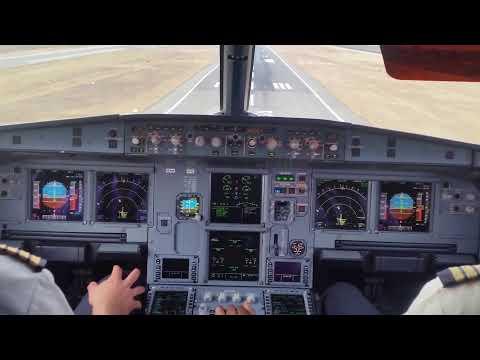 Jump sit Video - Landing Johannesburg