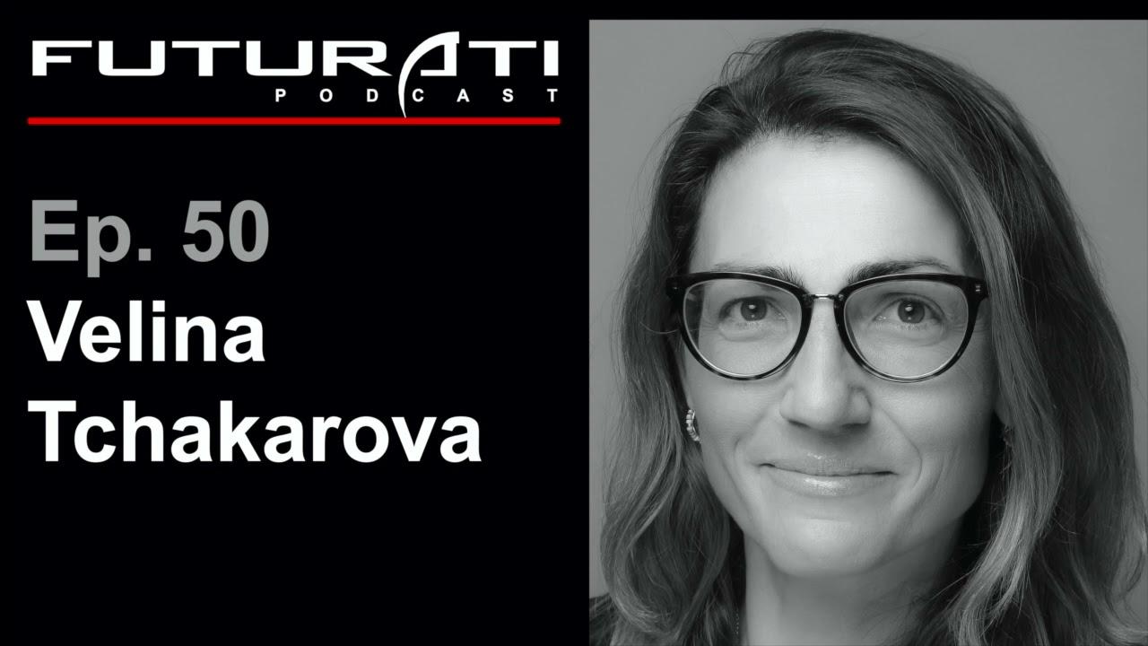 Futurati Podcast Ep. 50: Velina Tchakarova on geopolitics and the world after COVID.