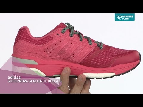 adidas SUPERNOVA SEQUENCE BOOST 8 - YouTube