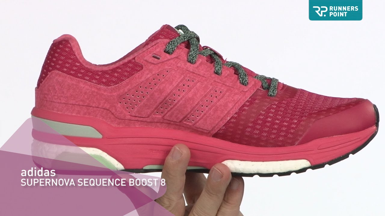 adidas Supernova Sequence Boost 8 Women's Runn