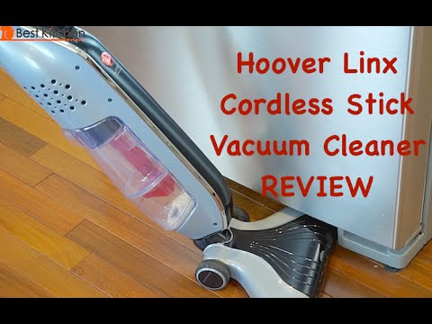 Hoover Linx Cordless Stick Vacuum Cleaner Review