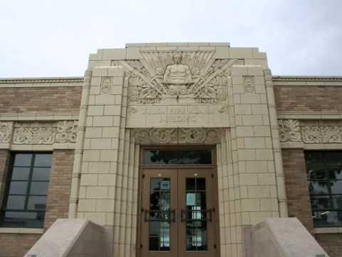 Art Deco Architecture in Tulsa - YouTube