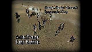 Napoleonic Wars - Line Battle #195 | Sexy Uniforms, Close Cannonballs & Intense Event 04.03.18