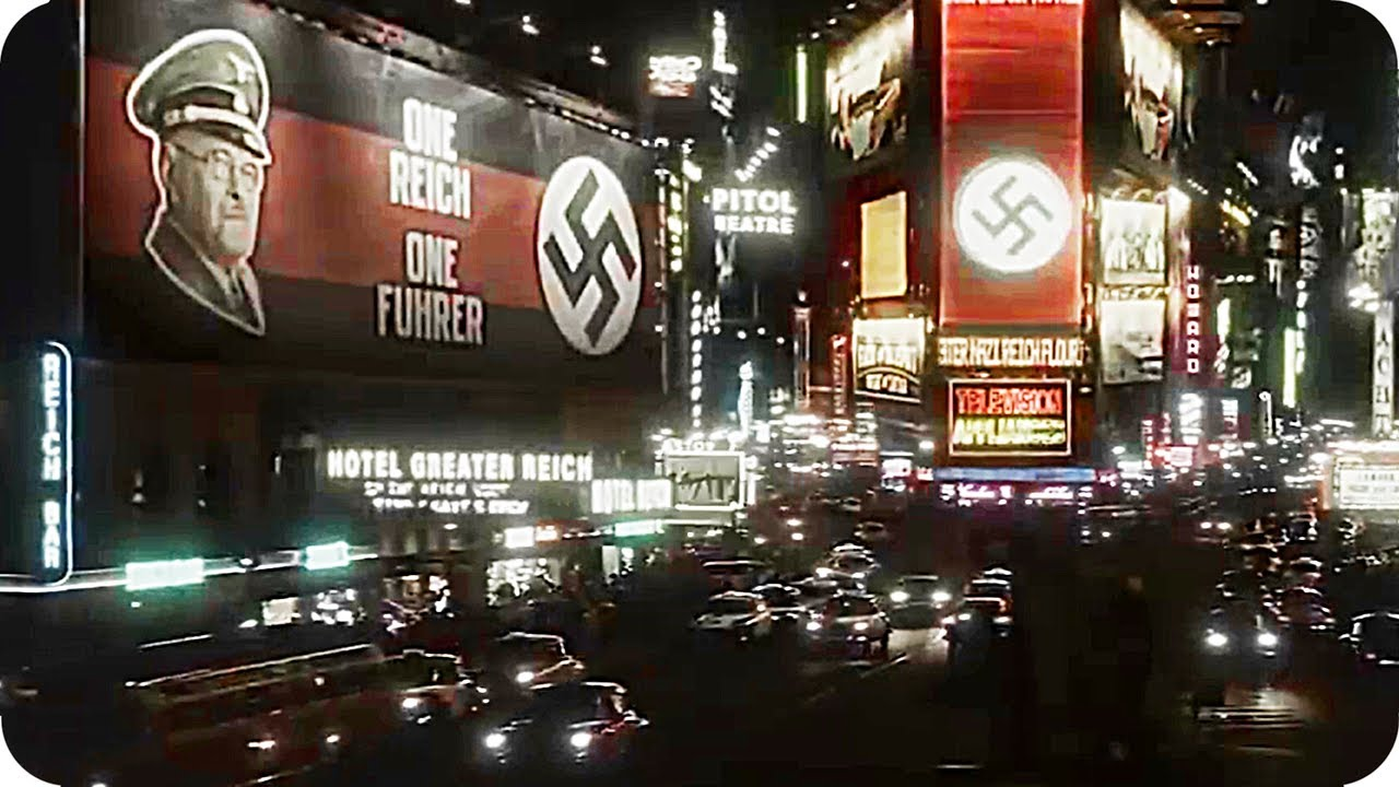 The Man In The High Castle Season 3 Trailer 2018 Amazon Prime Series Youtube