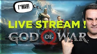 LIVESTREAM - God Of War | 2J