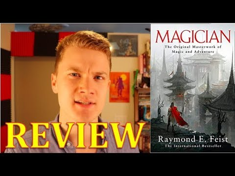 Magician (Book Review) – by Raymond E. Feist