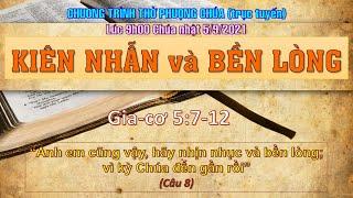 HTTL THÀNH LỢI - Chương trình thờ phượng Chúa - 05/09/2021