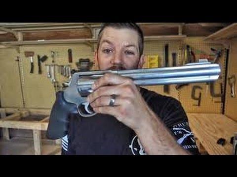 Стрельба из револьвера магнум - разрушительное ранчо