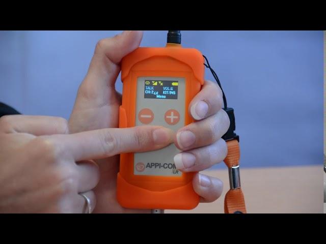 VIDEO TUTORIEL - Mode VOX Sensibilité Micro