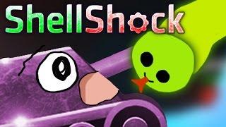 Die Megaschlange「ShellShock Live」