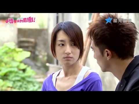 小資女孩向前衝c 想飛的自由落體 chicas de oficina Genie Zhuo wanting fly in free fall