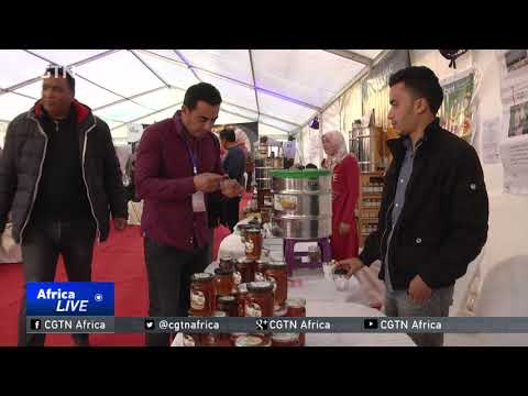 Tunisian organic food producers compete for chance to export produce