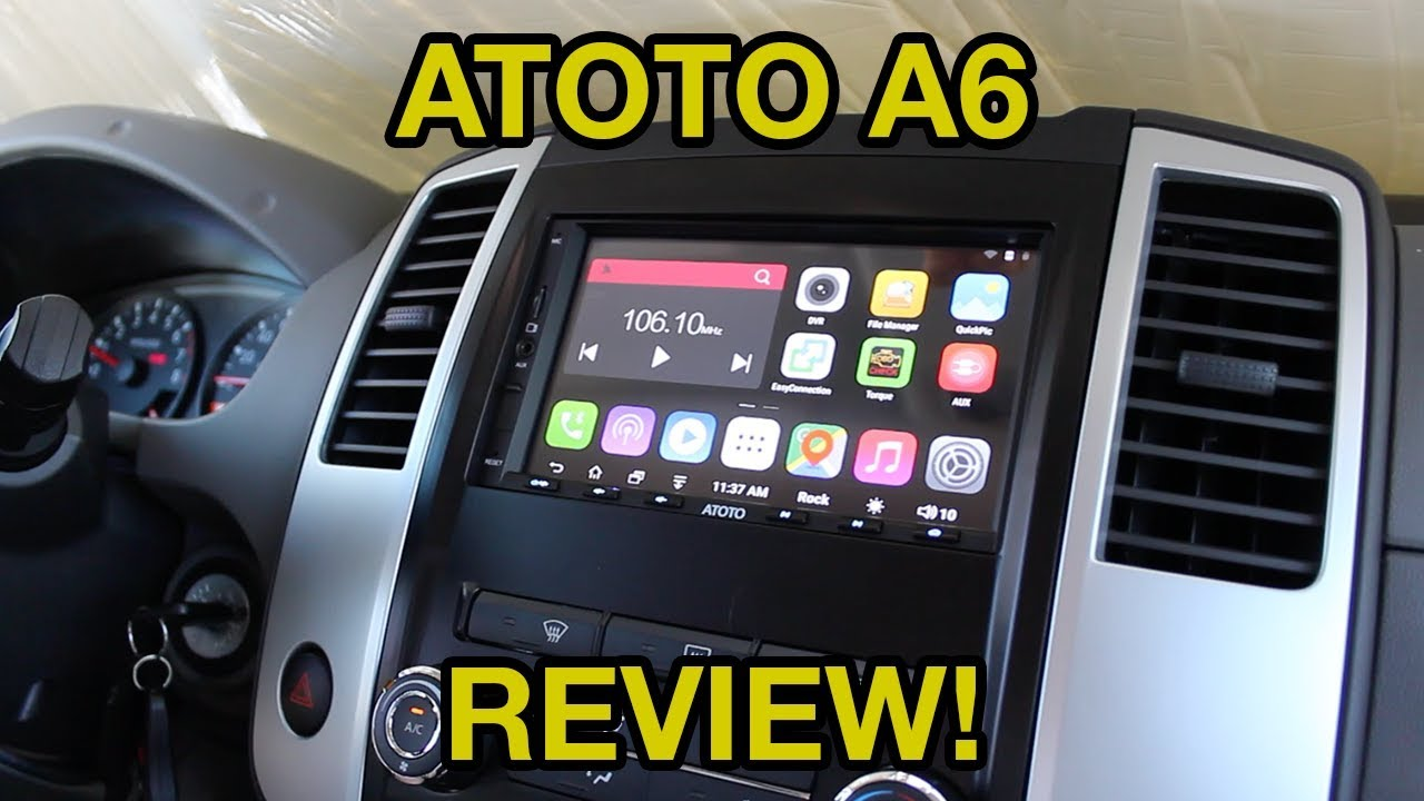 ATOTO A6 Android Headunit Review
