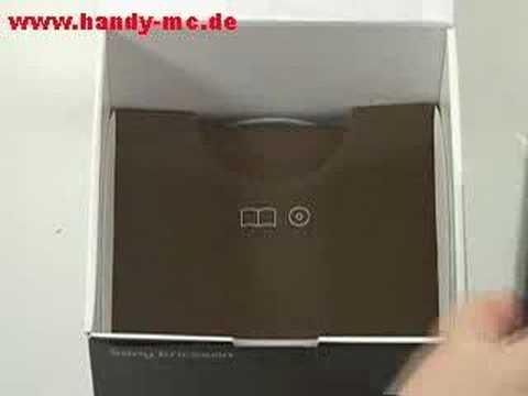 Sony-Ericsson K770i Erster Eindruck