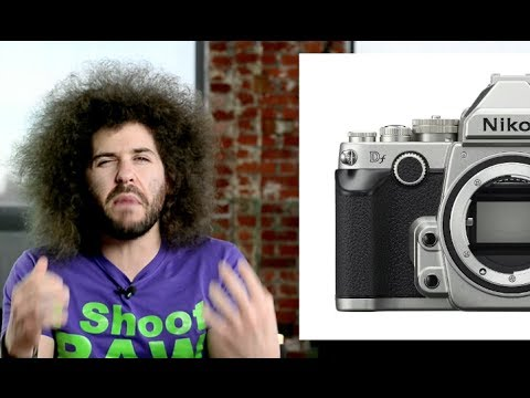 Nikon Df Preview | Fro Knows Photo