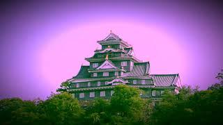 Korakuen Garden and Okayama Castle, Japan