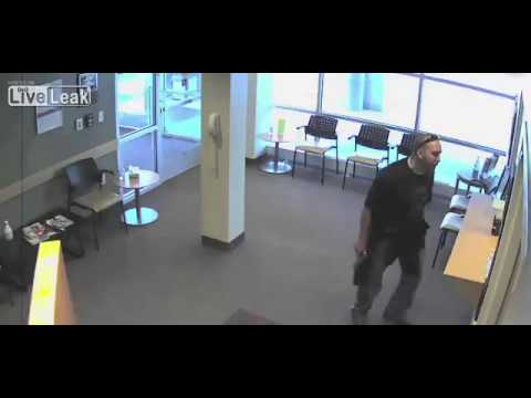 Video...Armed man shot, critically injured at Cache Valley Hospital