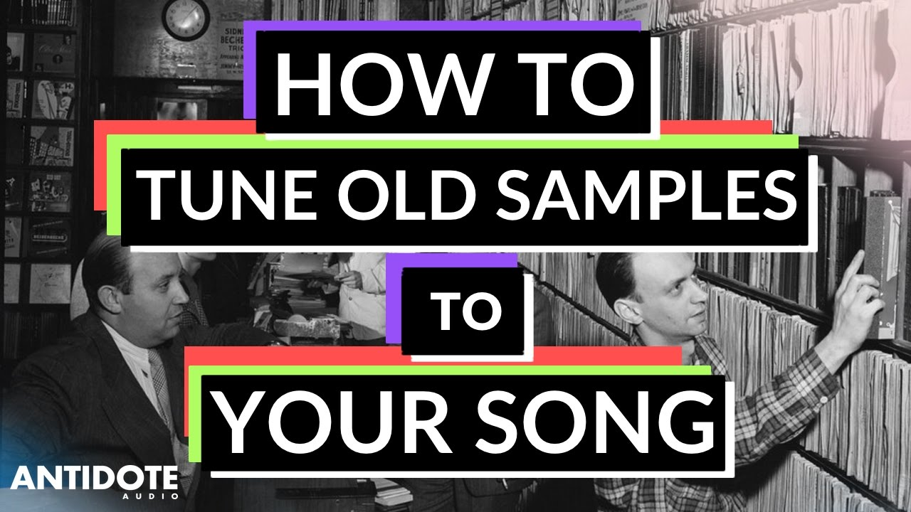 how to add samples to ableton