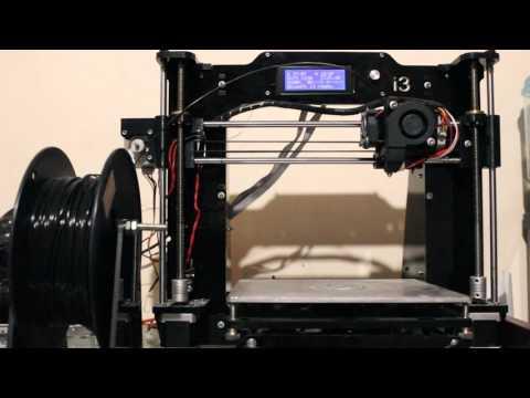 "Twelve Variations on ""Ah vous dirai-je, Maman"" 3D printer"