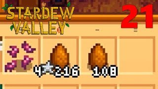 [21] OOPS! ALL YAMS (Stardew Valley Multiplayer)