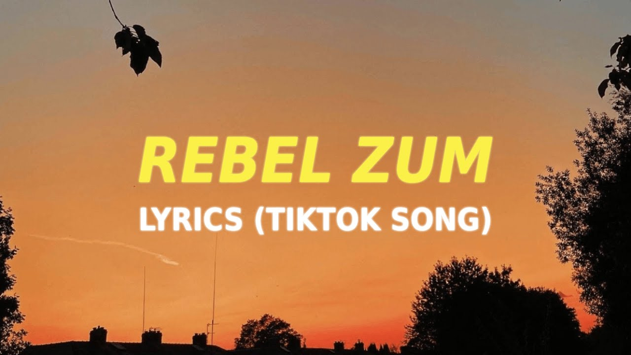 Download Zum - Rebel (Lyrics) (TikTok song) Shenseea