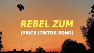 Zum - Rebel (Lyrics) (TikTok song) Shenseea