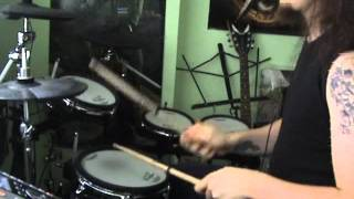 Skindred - Living A Lie (Drum Cover)