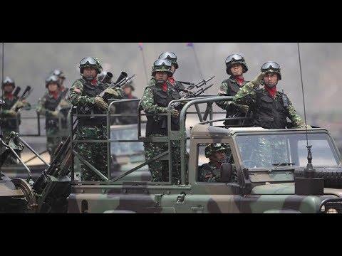 LIVE STREAMING: Peringatan HUT ke-72 TNI