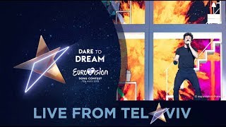 Miki -  Spain - 2nd Rehearsal - Eurovision 2019 - La Venda - (FULL Rehearsal, HD)