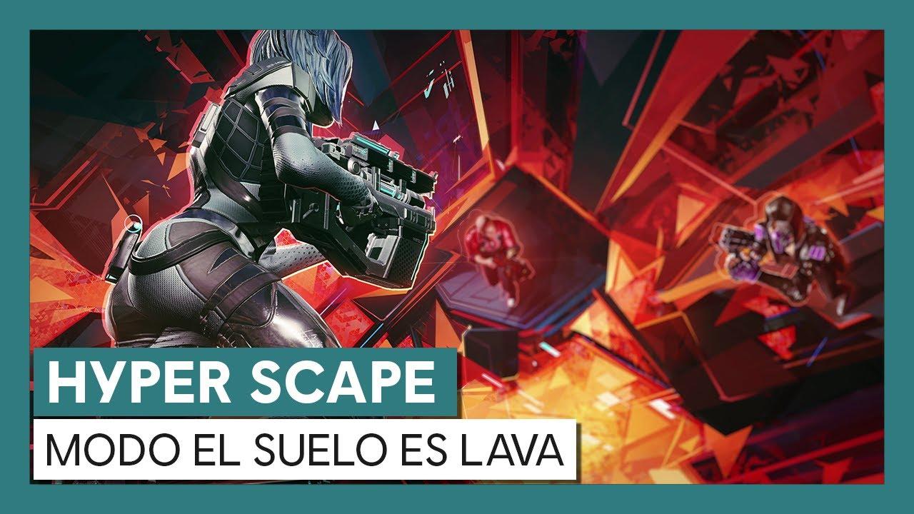 Hyper Scape: El Suelo es Lava