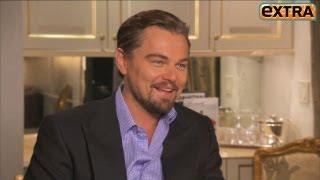 Leonardo DiCaprio on