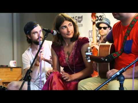 Edward Sharpe & The Magnetic Zeros Live Music & Interview by Express
