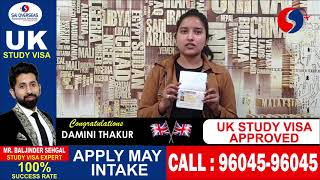 Study Visa of UK   UK Study Visa Without IELTS   Sai Overseas Educational Consultants