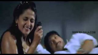 Dailymotion   Anushka Hot   sexy Navel Pressed by Gopichand, a video from cexytube  Anushka, sexy, Navel, show, singer