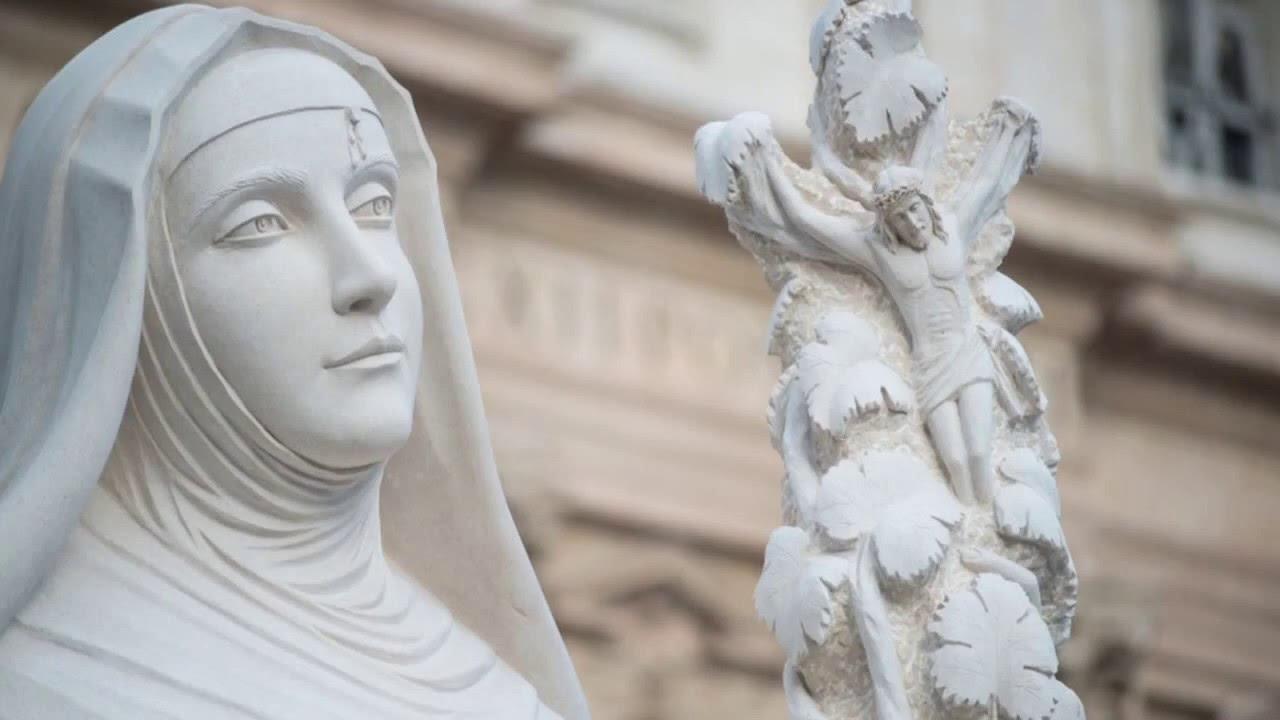 Risultati immagini per statua santa rita cascia