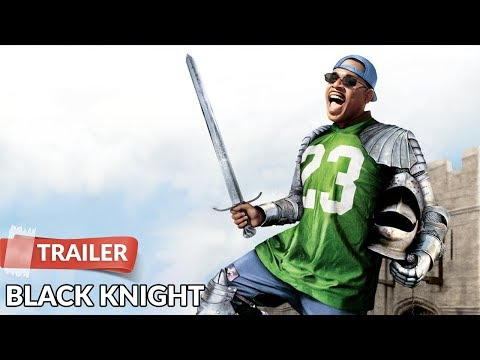 Black Knight 2001   Martin Lawrence  Marsha Thomason