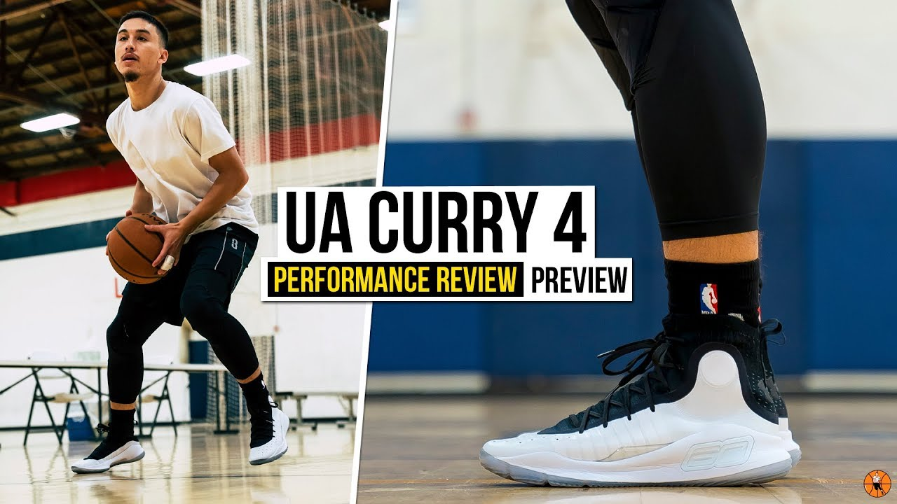 promo code 5e2c6 2e06d Under Armour Curry 4 - Performance Review