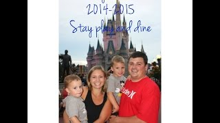 Disney Discounts 2015- stay play and dine!! Vlogtober day 9 Thumbnail